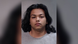 Claudio Gomez can be seen in this image provided by Hidalgo County Sheriff's Office.