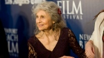 In this file photo, actor Lynn Cohen of the film All in Time walks the red carpet at the Newport Beach Film Festival on Thursday April 23, 2015 at the Edwards Newport Cinemas. (The Orange County Register, Paul Rodriguez)
