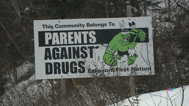 Eskasoni gets dispensary despite recent events