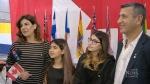 National Flag Day in N.S. see's dozens sworn in