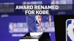 NBA All-Star Game MVP award renamed for Kobe Bryan