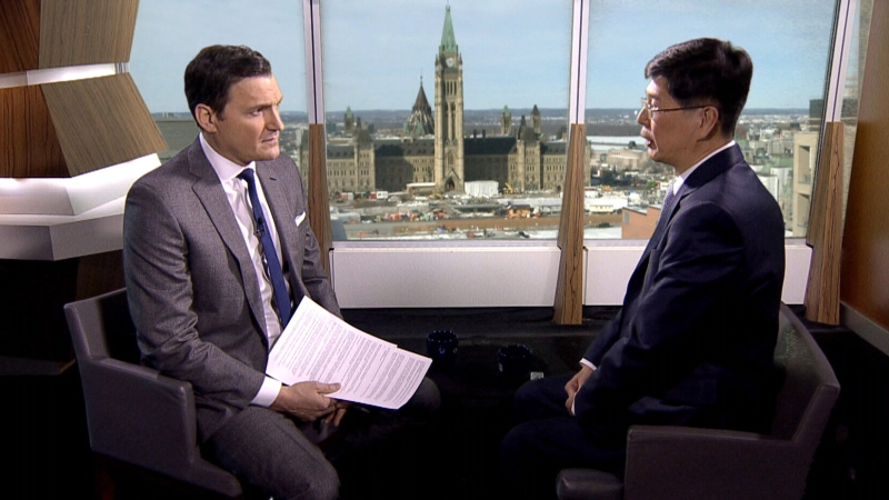 CTV QP: Canada's strained relationship with China