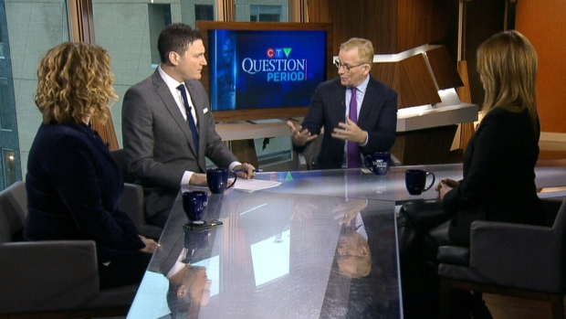 CTV QP: The economic impact of the blockades
