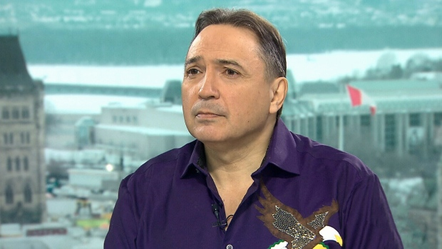 CTV QP: Bellegarde on anti-pipeline protests