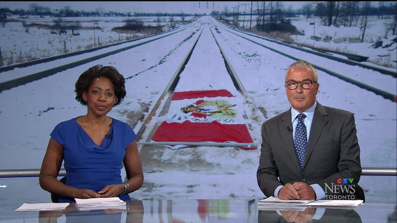 CTV News Toronto at Six Feb. 16, 2020