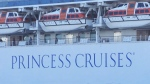 Latest from cruise ship quarantined in Japan