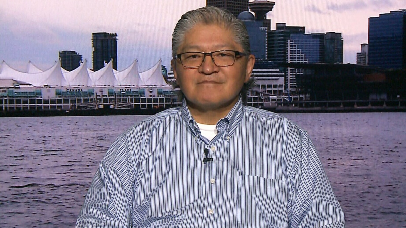 Gitxaala First Nation Leader Clifford White