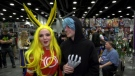 Cosplayers shine at Fan Expo