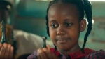 "Nikita Waligwa in Disney's ""Queen of Katwe."" (Walt Disney Pictures/CNN)"