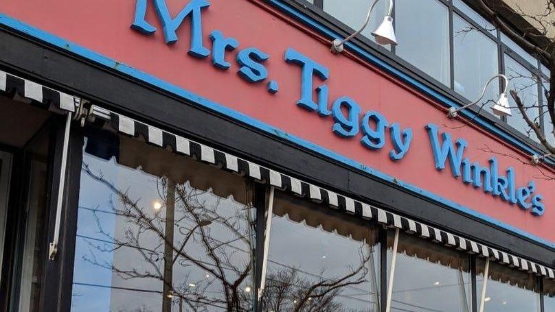 Mrs. Tiggy Winkle's