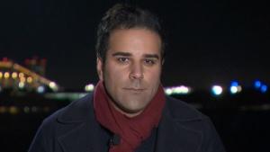 CTV's Omar Sachedina reports from Yokohama, Japan