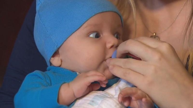 U.S. women's baby-stealing scheme foiled