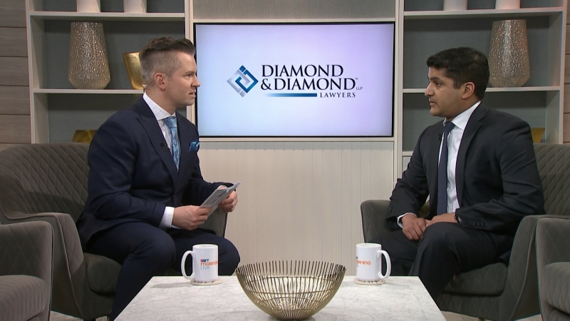Diamond and Diamond interview