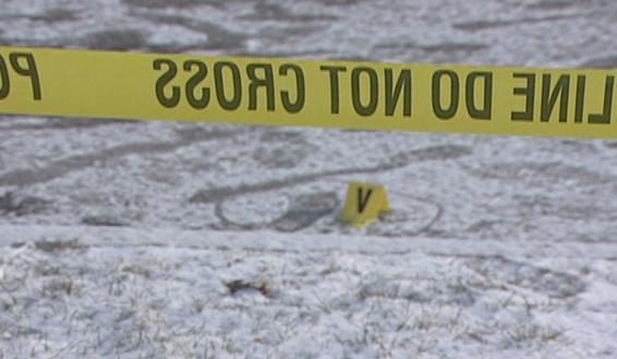 police tape winter waterloo regional