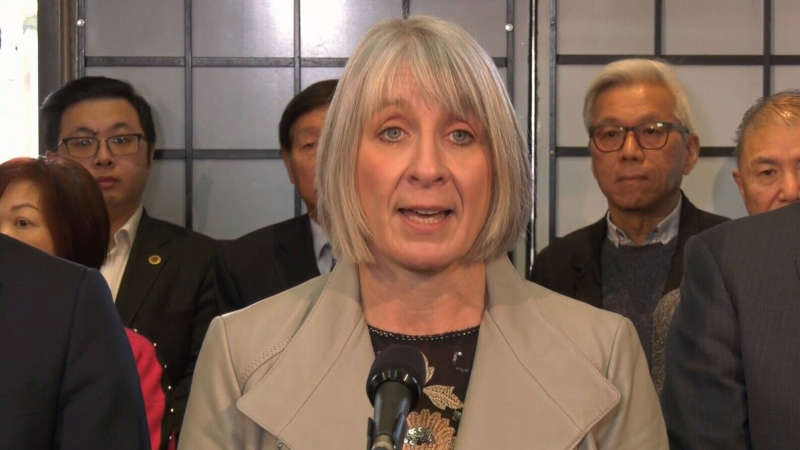 Hajdu meets with Vancouver Chinese community