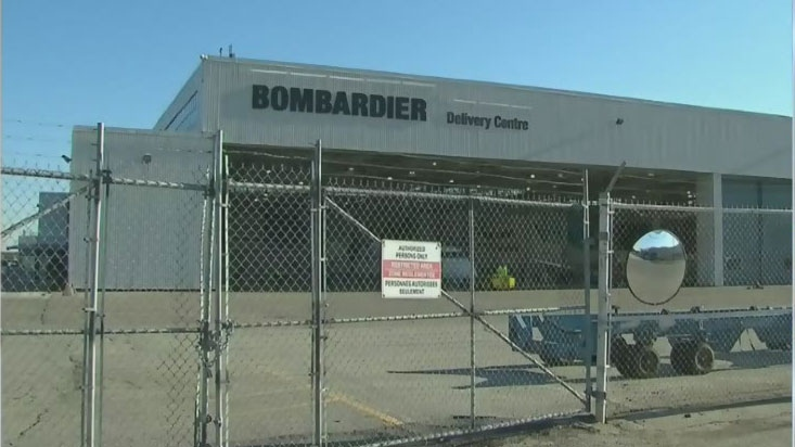 Bombardier sells train unit worth $8.2 billion
