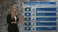 Northern Ontario weather with Alana Pickrell