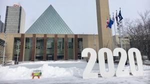 Edmonton city hall, Family Day 2020