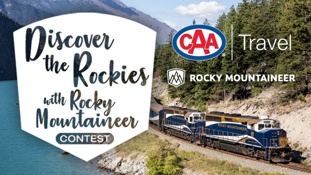 Discover the Rockies With Rocky Mountaineer