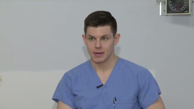 CTV Atlantic speaks to doctor caring for Ebraheim Barho