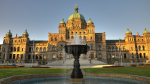 The B.C. Legislature is seen in Victoria in an undated photo from Shutterstock.com