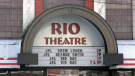 The Rio Theatre is seen in Vancouver on Monday, Feb. 17, 2020.