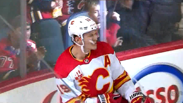 Watch: the Flames found the winning way on Family Day at the Dome.