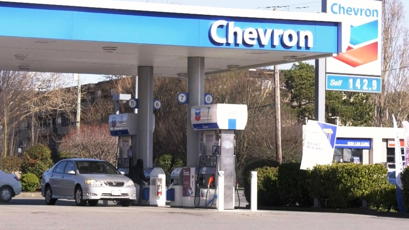 Gas prices could spike due to blockade