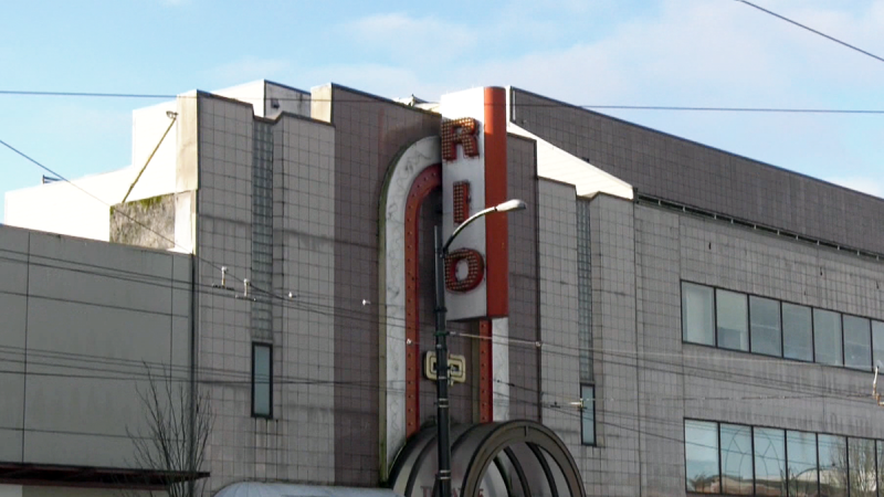 Vancouver's Rio Theatre taking on Cineplex