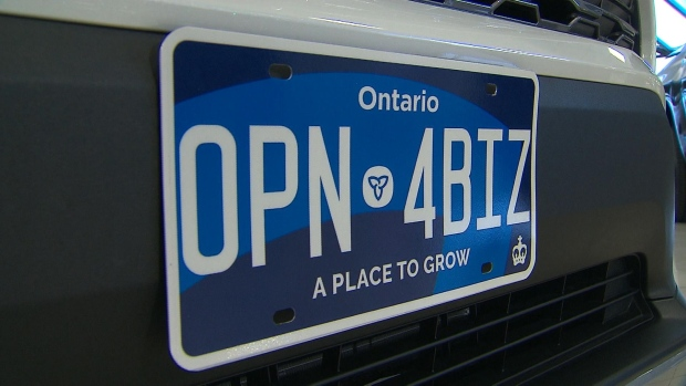 Premier Doug Ford to hold first news conference since license plate scandal erupted