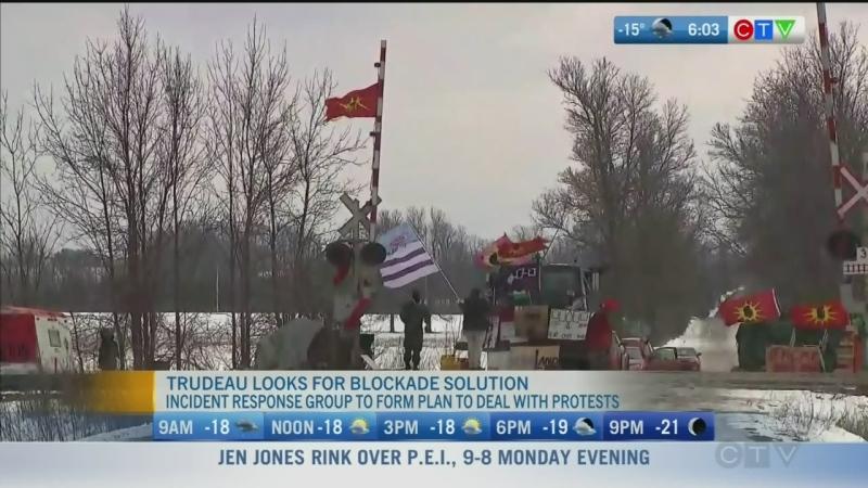 Blockade debate, Winkler robbery: Morning Live