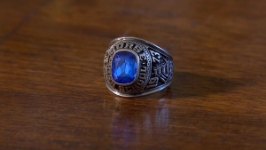 U.S. woman's missing class ring found in Finland