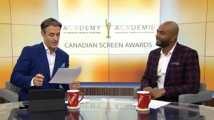 See the nominations for the Canadian Screen Awards
