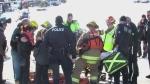 Boy hit by snowmobile in Keswick