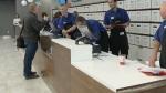 Rise in liquor store sales