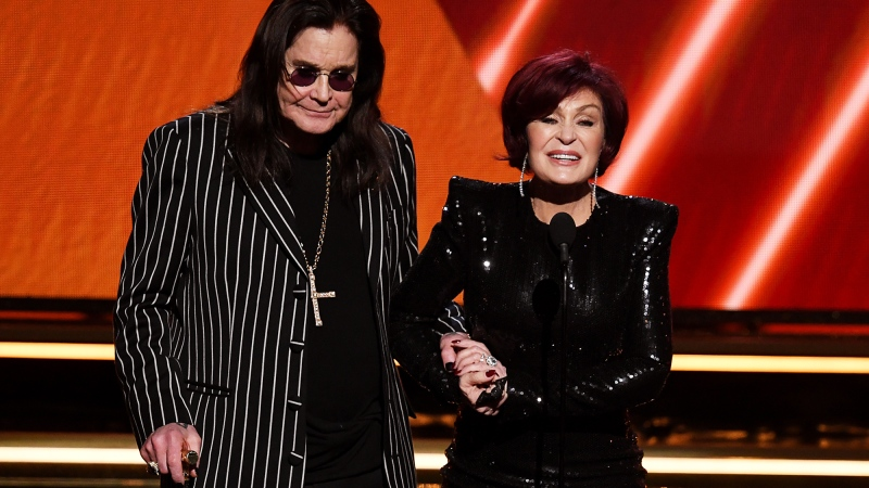 "Ozzy Osbourne has canceled the North American dates of his 2020 ""No More Tours 2"" to deal with his health issues. (Kevin Winter/Getty Images)"