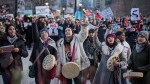Rally for the Wet'suwet'en planned for Parliament Hill today