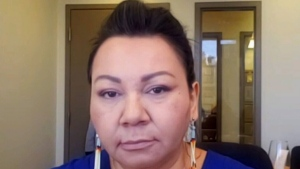 Former Grand Chief of Northern Manitoba Sheila North
