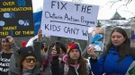 Autism protest 2020