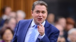 Scheer bashes Trudeau's response