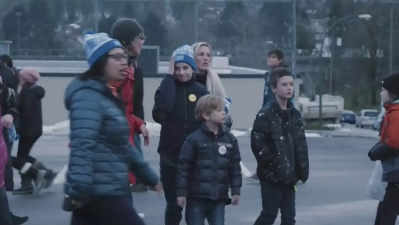 Annual walk supports homeless Metro Vancouverites