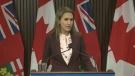 Caroline Mulroney on blockade protests