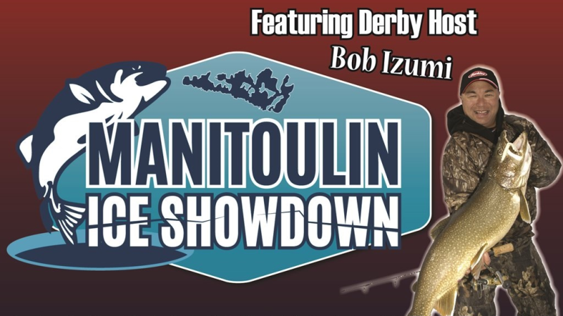 Manitoulin Ice Showdown with Bob Izumi Derby
