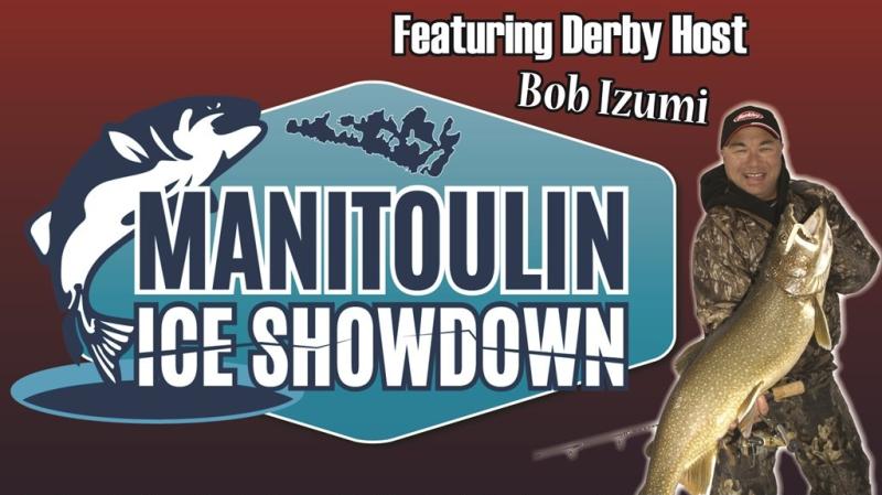 Manitoulin Ice Showdown with Bob Izumi Derby