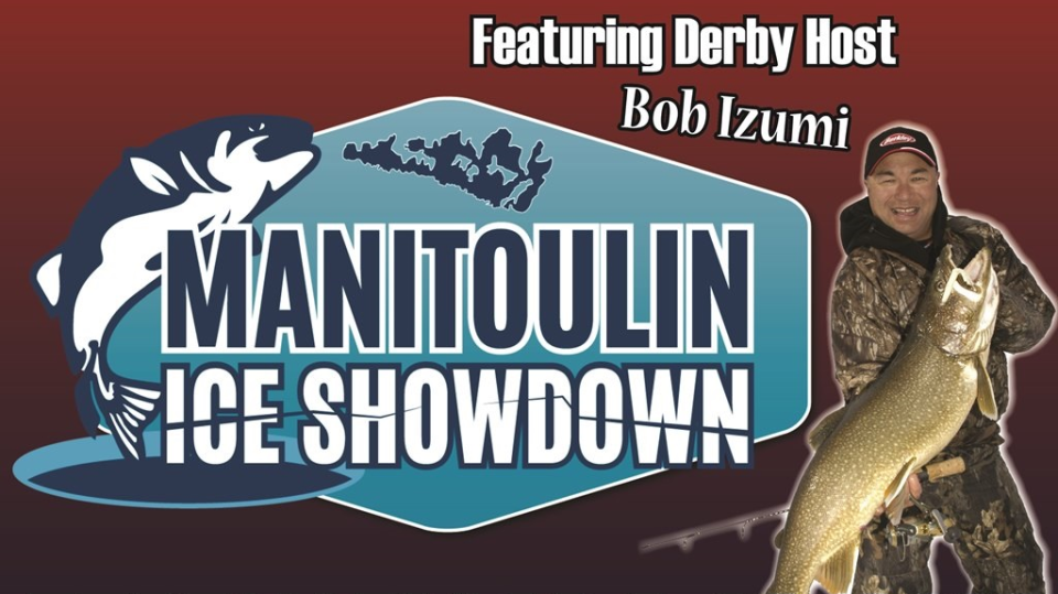 Manitoulin Ice Showdown with Bob Izumi