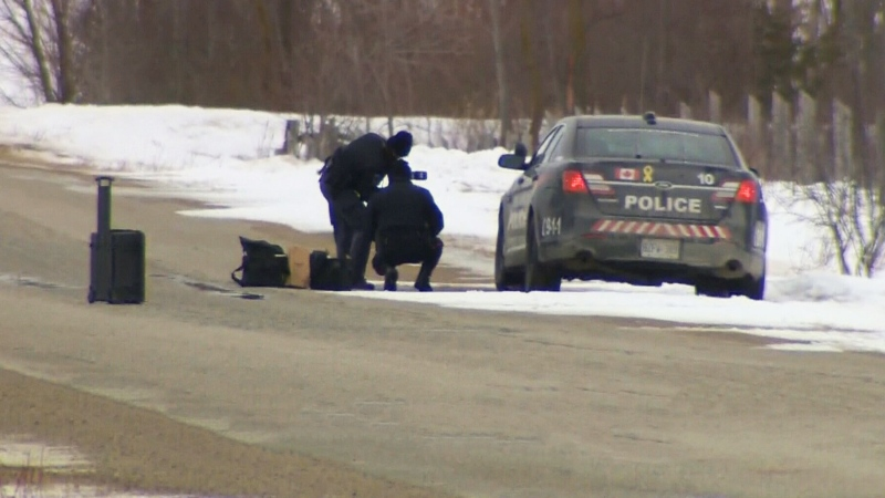 Officer's death not considered suspicious