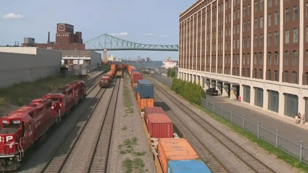 Canada's biggest ports being tripped up by rail blockades
