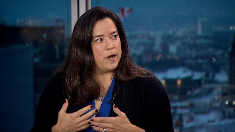 Independent MP Jody Wilson-Raybould