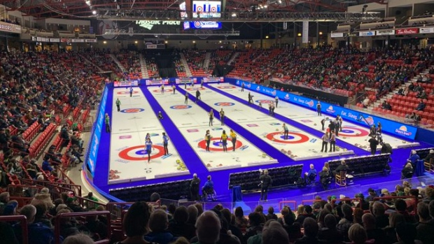 Here's how the Scotties Tournament of Hearts is impacting the Moose Jaw economy