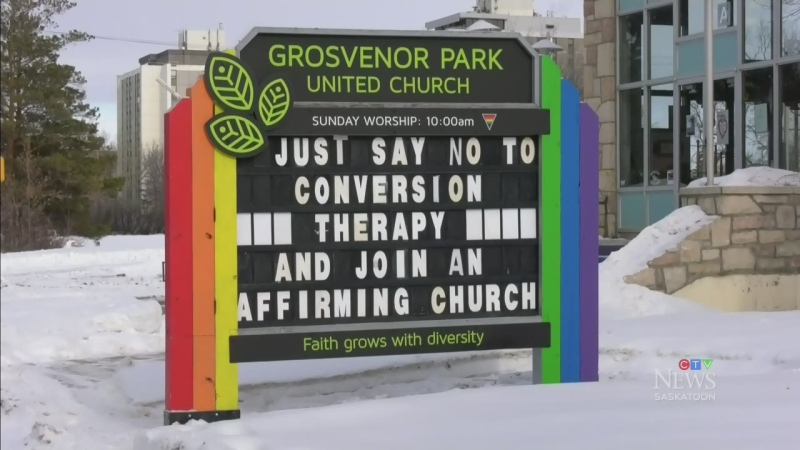 Saskatoon examines conversion therapy ban